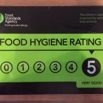 Evergreen Farm 5 star hygiene rating