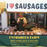 Evergree Farm at the Market